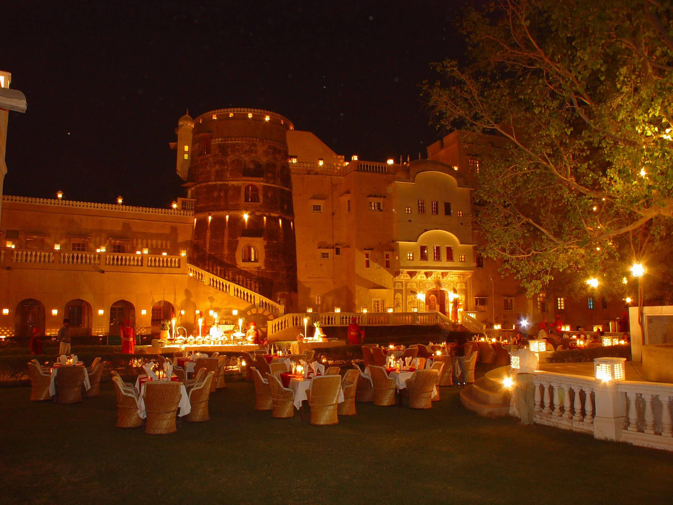 Luxury Resorts India