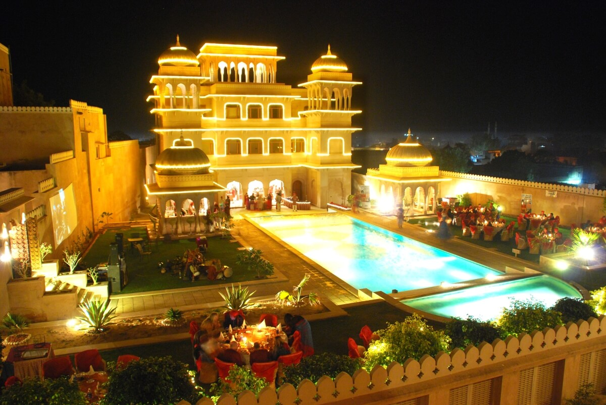 Rajasthan Luxury Hotels