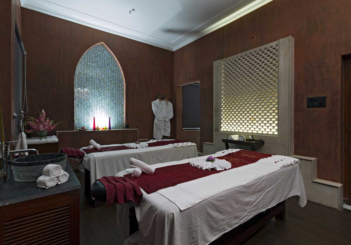 Luxury Spa Hotel Tajasthan