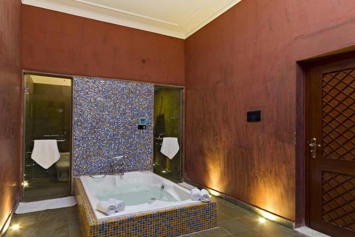 Luxury Spa Resorts Rajasthan