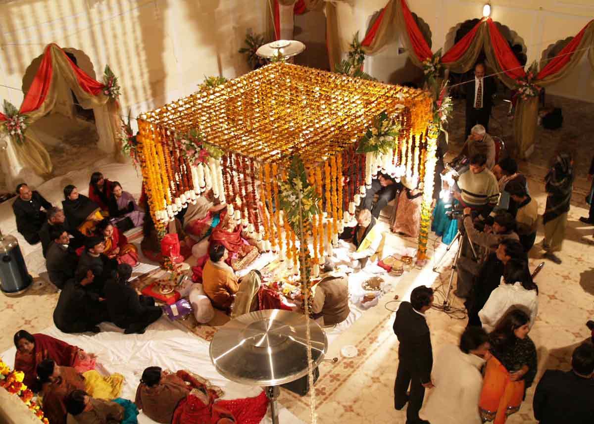 Destination Wedding in Mandawa