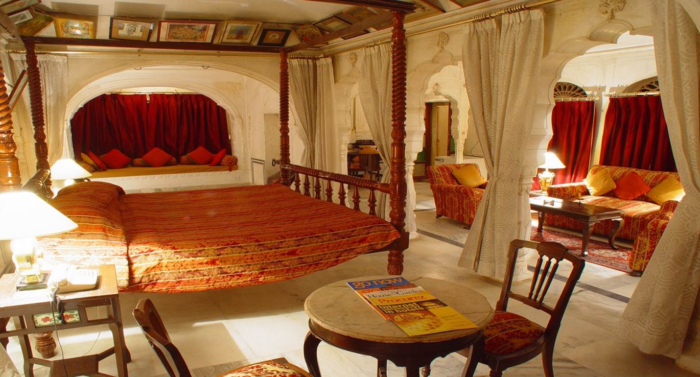 Luxury Hotels Rajasthan