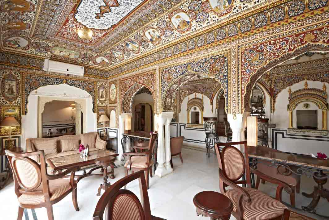 Best Luxury Hotels Rajasthan