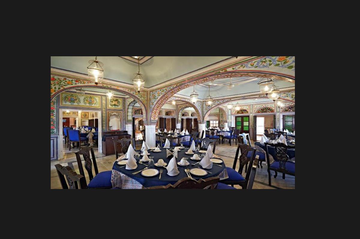 Luxury Heritage Restaurant Rajasthan