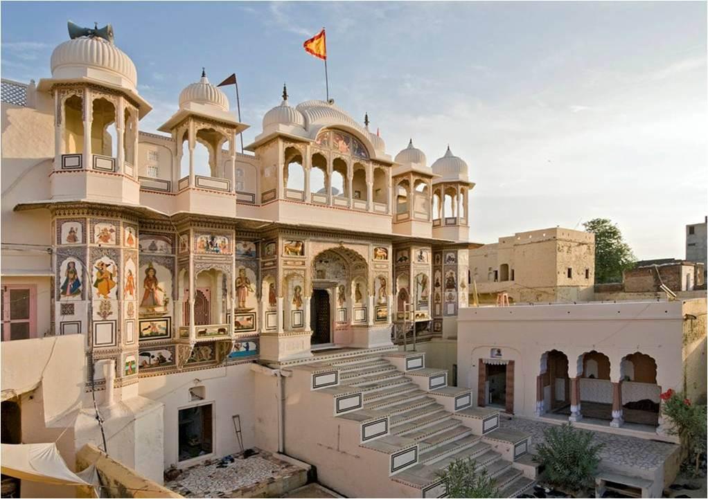 Rajasthan Heritage Hotels