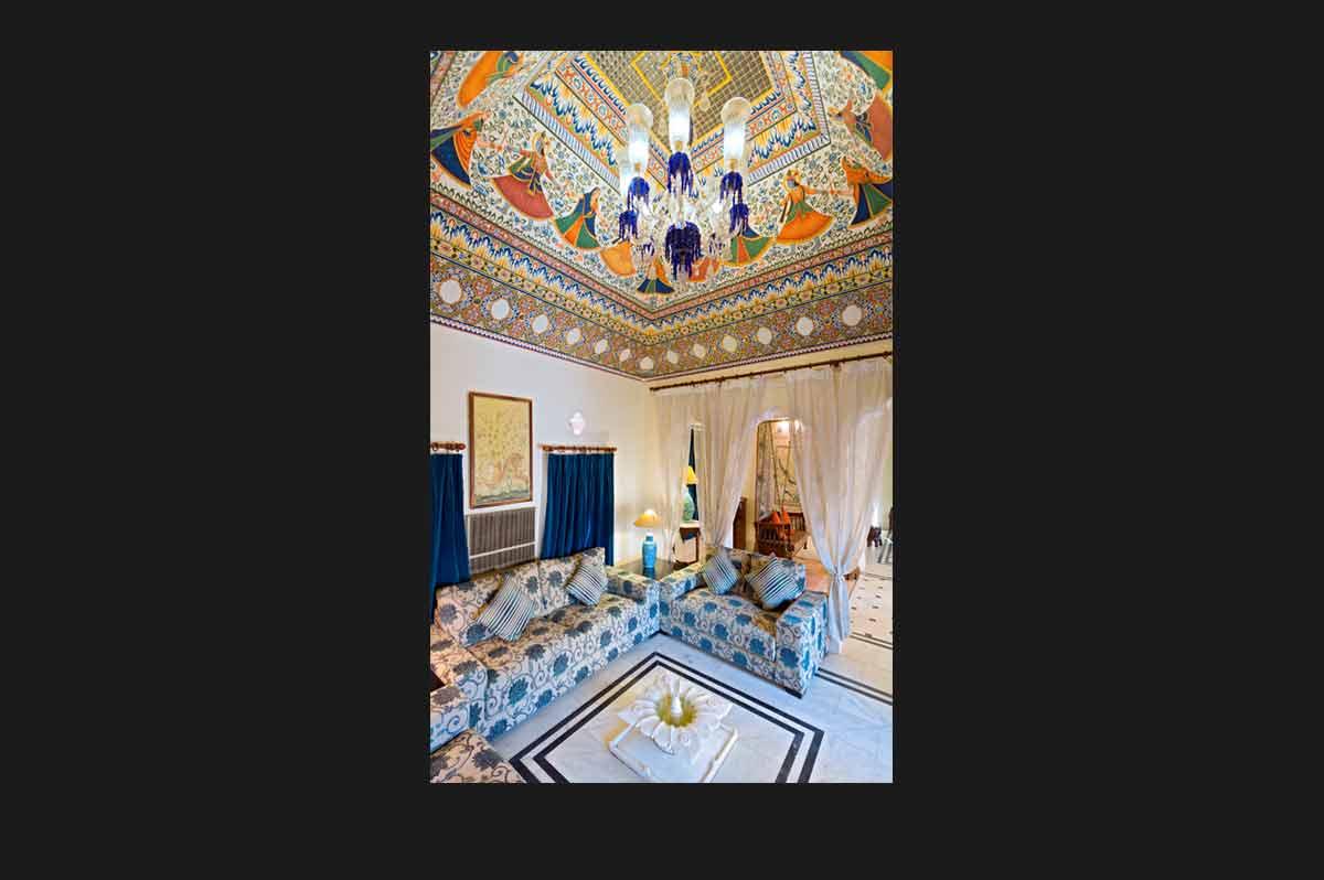 Luxury Resorts in Rajasthan