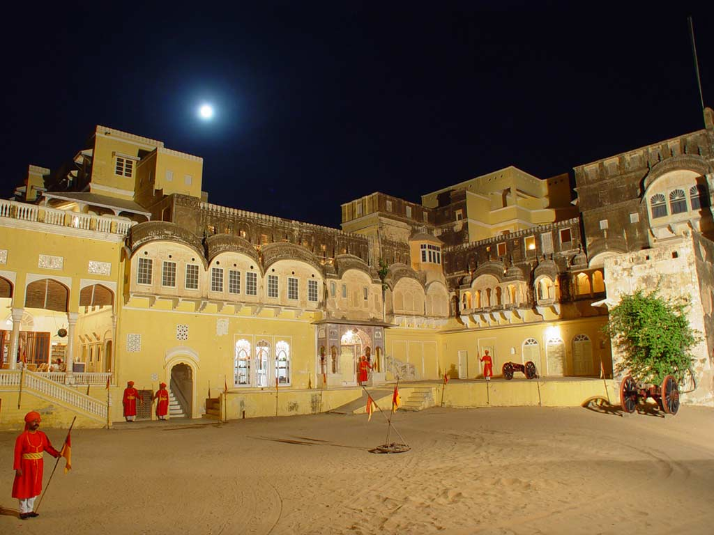 Heritage Hotel Rajasthan Luxury Resort India  Castle Mandawa